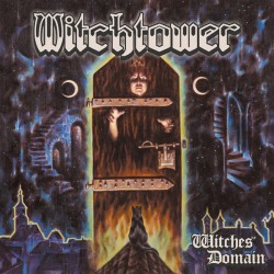 WITCHTOWER - Witches' Domain CD