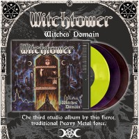 WITCHTOWER - Witches' Domain Vinyl (Pre-Order)