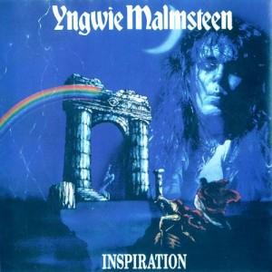 YNGWIE MALMSTEEN - Inspiration + OBI