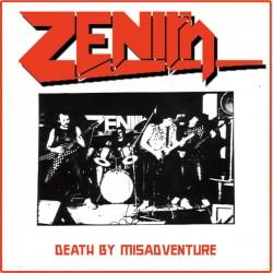 ZENITH - Death By Misadventure CD