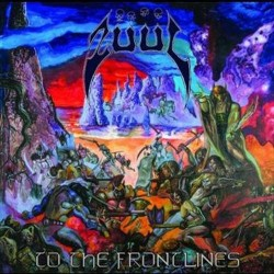ZUUL - To The Frontlines CD